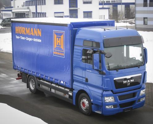 LKW Plane Hörmann